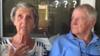 """结婚60年的老夫妻被问""""想以何种方式隔离"""" 老太太爆笑抢答"""