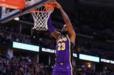 NBA-掘金大胜湖人 詹姆斯湖人生涯新低