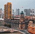 10张图记录空城上海