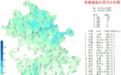 注意添衣!未來幾天安徽省平均氣溫將逐漸下降3~5℃