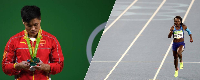 盘点里约奥运那些充满争议的瞬间