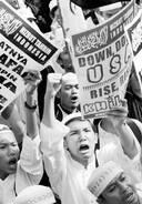 印尼反哗照片