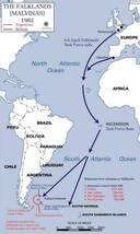 阿根廷空军并不弱,为何竟被英国打出22 0战绩
