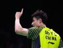汤姆斯杯中国队3-1逆转日本夺第10冠 林丹第20个世界冠军