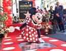 米妮入驻好莱坞星光大道,庆祝90周年纪念日