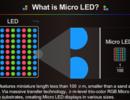 苹果Micro LED八字才一撇 就震动了面板市场