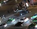 鞍山市铁东胜利路电信岗发生交通事故