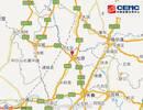 吉林松原市宁江区发生5.7级地震 震源深度13千米