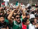激动万分!墨西哥球迷庆祝引发地震 世界杯球迷跳一跳地球都要抖三抖