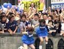 日本球迷太疯狂! 为世界杯首胜跳河庆祝, 四年前出局他们也这么干
