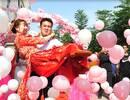 山东滨州一婚礼现场激情澎湃 全体起立嗨翻天