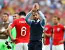 尴尬了!英格兰输球场次并列第一多,当年国足也只输了3场