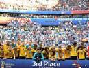 """恭喜比利时获得季军!但这场三四名决赛有点""""非典型""""……"""