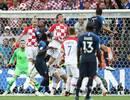 决赛意外不断 法国两进球遭质疑 克罗地亚输决赛却赢得尊重