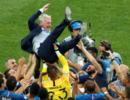 世界杯吐槽:恭喜法国4年后世界杯小组出局!恭喜凯恩喜提淦靴
