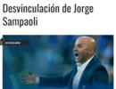 世界杯结束后的首位下课主帅出炉!阿根廷官方宣布桑保利离任