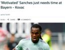 科瓦奇:桑谢斯很努力,需要给他点时间