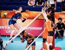 塞尔维亚队击败荷兰挺进决赛,中国女排期待重演奥运决战