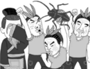 大鱼漫画:为啥广东人的食谱格外宽?