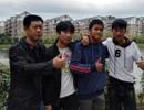 两男童坠湖获救 4名救人者将万元奖金捐给被救儿童