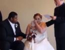 女孩8岁时父亲患癌去世 婚礼上收到亡父祝福