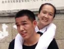 """真实版""""你是我的眼"""":残疾姐弟携手登上长城!"""