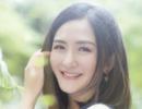 辣妈谢娜发心灵鸡汤晒美照 笑容灿烂光彩照人