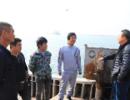 5人海上遇险 渔民为救人割断自家几万元渔网救援