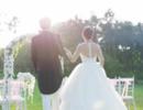 新人婚礼停电 宾客合唱婚礼进行曲