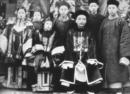 """老照片:妻妾成群的清朝人,看了她们的""""美貌"""",你还羡慕吗"""