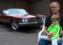 老爷车被三次拍卖三次捐出 为孤儿筹得8万美元抚养费