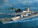 """德国造航母对抗中美?""""齐柏林""""复活需要意大利"""