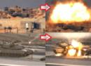 VT4或因一硬伤折戟中东 美德坦克已被打爆