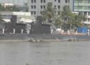 中国海军编队抵孟加拉国友好访问 孟战机升空欢迎