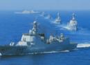 解析航母战斗群的战术队形,以及中美之间的对比