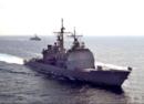 """为掩护航母,中国登陆舰曾不惜""""撞""""向美舰"""