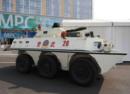 武警反恐装甲车都有空调为啥解放军主战坦克没有?原因说来很简单