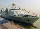 中国航母专职奶妈入列,英国穷只能为航母买便宜油船