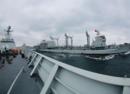 整整40年,中国海军这一型老舰终于等来它梦中的055