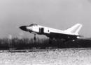 中国曾想发展4万吨航母,歼8II舰载机双垂尾弹射起飞