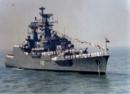 印军舰追踪中国舰队,得知我中将坐镇后立即站坡致敬