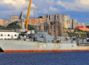 中国现代级驱逐舰改装即将完成,俄一表亲被大卸八块