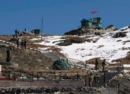 1800名解放军在洞朗过冬:机场工事住房全部建成