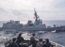 日本新型驱逐舰南海闹事,前身是联合舰队最短命战舰