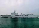 升级后深圳舰只装8枚鹰击12 多年的火力恐惧症治好了