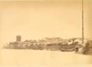 老照片: 1874 年的武汉  长江边还可以看到黄鹤楼