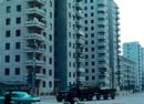 北京记忆1983年,高层住宅楼群与大杂院