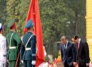 韩国总统文在寅对越战期间韩军屠杀越平民道歉
