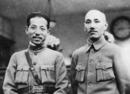 蒋介石去世后张学良送的挽联上写了哪16个字?