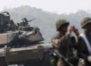 韩媒:韩美重新商讨联合司令部迁移计划